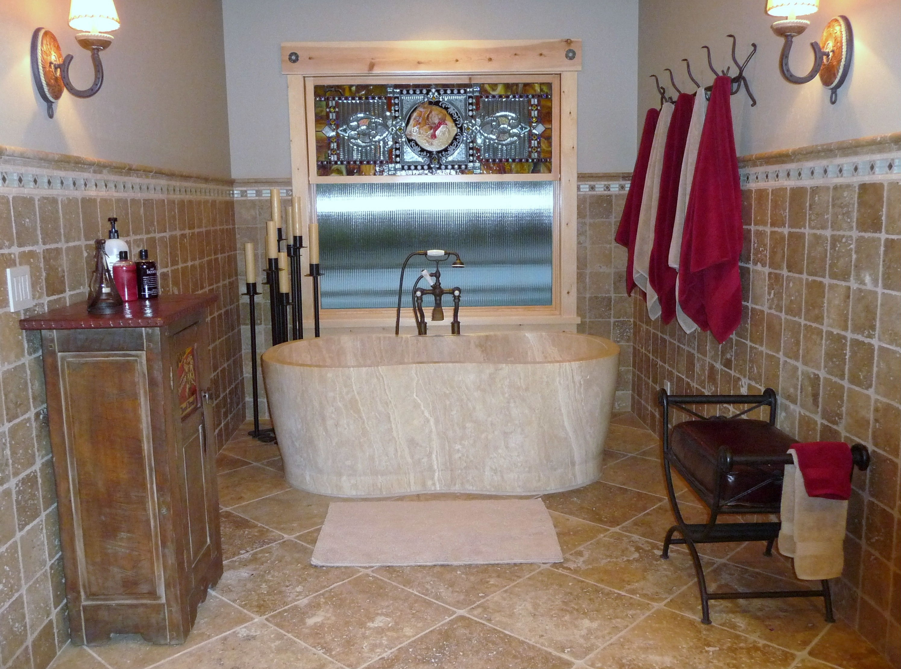 the made solid examples of sandstone stunning in bathtubs bathtub marble papillon contemporist and from stone
