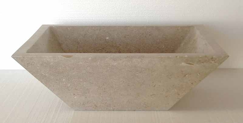 Old Stone Sinks : ... Sink Natural Stone Vessel Sink Travertine Bathroom Vanity Sink