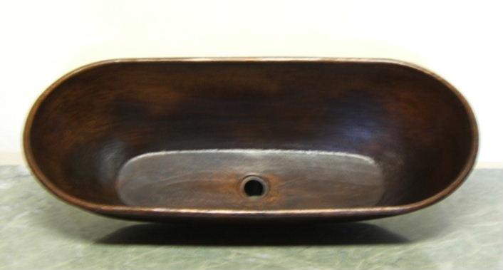 ... Copper Bar Sink | Copper Vegetable Prep Sink | Copper RV Sink    Colombina. U0027