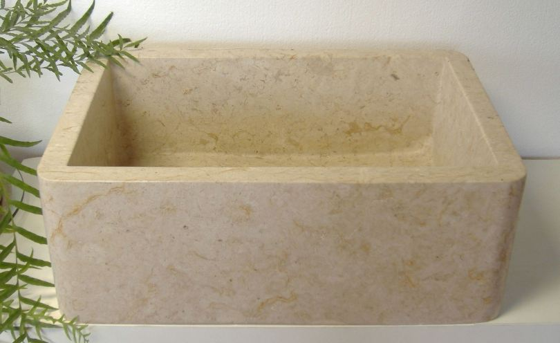 Old Stone Sinks : Stone Farm Sink Stone Kitchen Sink Stone Farmhouse Sink - Elena