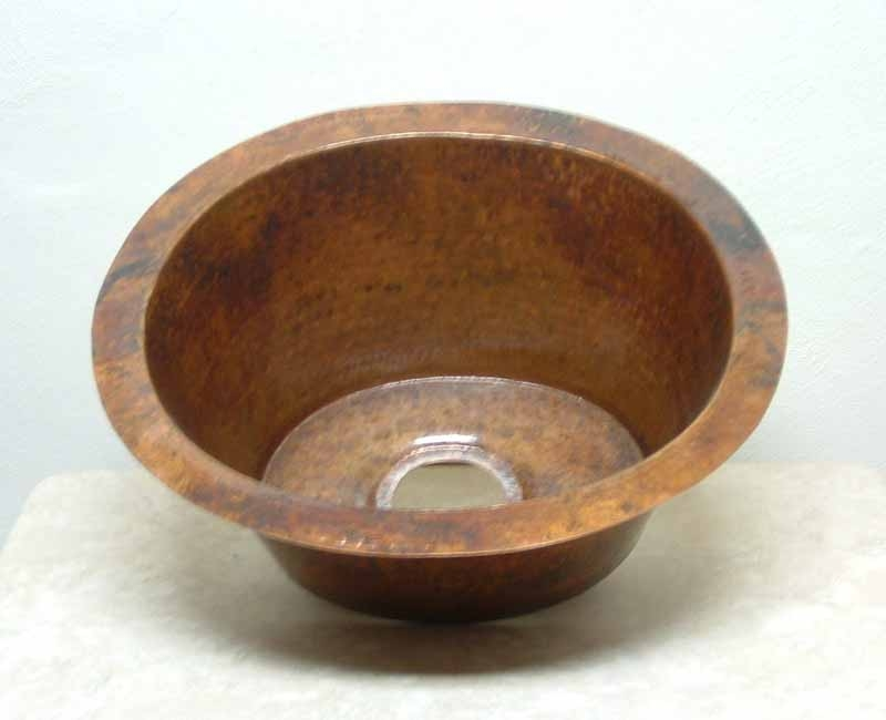 Bathroom Sinks For Rvs copper bar sinks | copper vegetable prep sinks | copper rv sinks