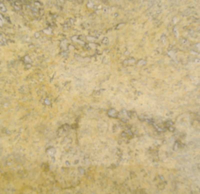 Travertine Floor Tile Color Sample Bonampak