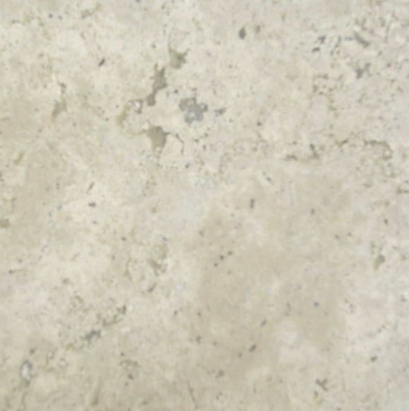 Travertine Floor Tile Color Sample