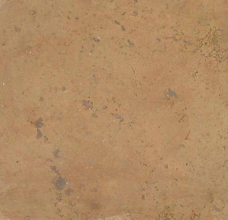 Travertine Color Sample - Tostado