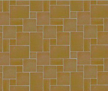 Versailles Pattern Sample Travertine Floor Tile